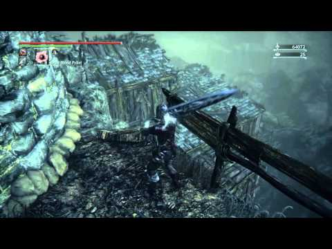 bloodborne simon s bowblade location youtube