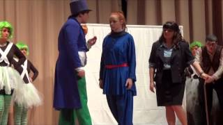 04-12-14 -  Willy Wonka highlights - Bauxite High School Spring Musical