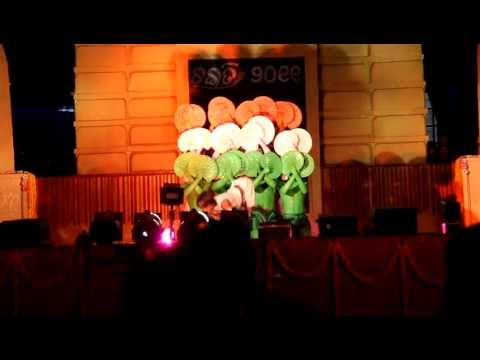 PRINCE DANCE GROUP, TRICOLOUR ACT.MOV Travel Video