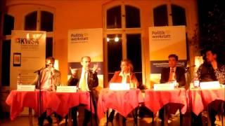 "Podiumsdiskussion ""Kreativpakt statt Kulturkampf."""