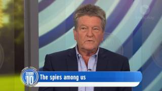 The Life Of An Intelligence Officer | Studio 10