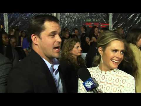 People´s Choice Awards  Entrevista a Kyle Bornheimer y Maggie Lawson