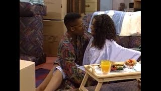 Gambar cover A Different World 5x01 Dwayne and Whitleys morning after