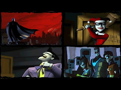 Batman Vengeance Gba Complete Playthrough 45 Longplays Land Youtube