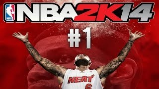 NBA 2K14 Xbox One - My Career (Part #1 - Introducing The Prodigy!)