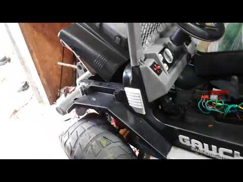 Trying to problem solve a 24v gaucho super power mod no board
