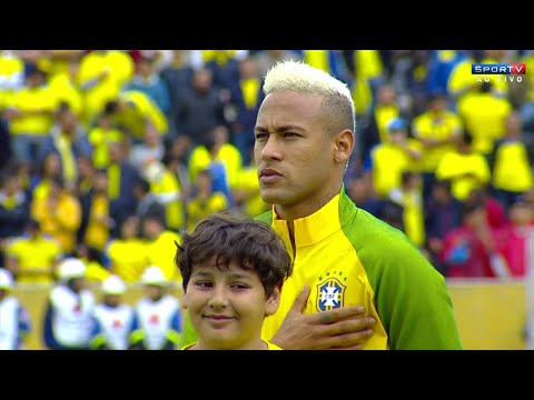Neymar vs Ecuador (Away) 16-17 HD 720p (01/09/2016)