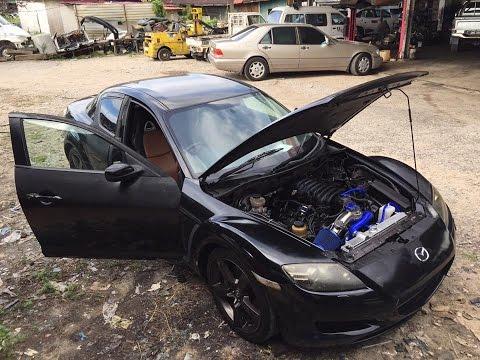 Mazda RX-8 V8