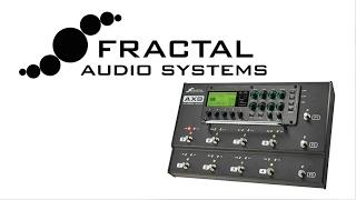 Fractal AX8 Demo