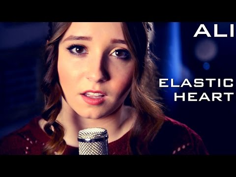 Elastic Heart - Sia | Ali Brustofski Cover (Acoustic Music Video)