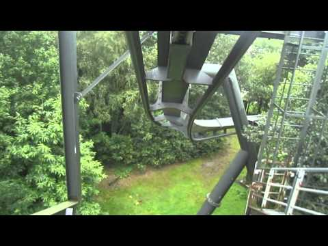 Air Front Row Seat on-ride HD POV Alton Towers