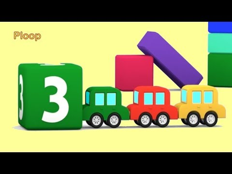 Thumbnail: CUBE DANCE! Cartoon Cars Videos for Kids - Cartoons for Children to Learn Colors. Kids Cars Cartoons