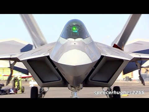 Last F-22 Raptor