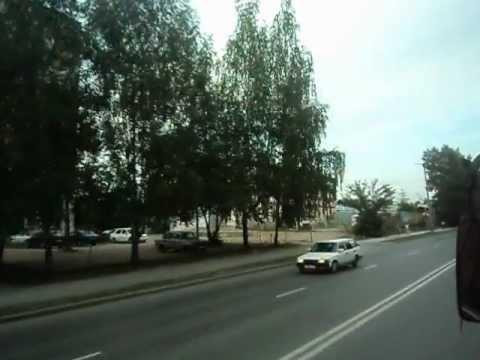 Novosibirsk - NOT city center - July 2012