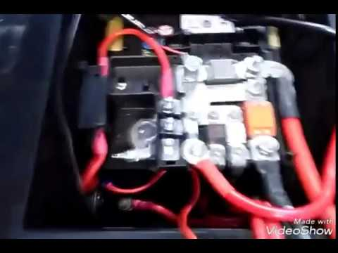 How to install power inverter in the van