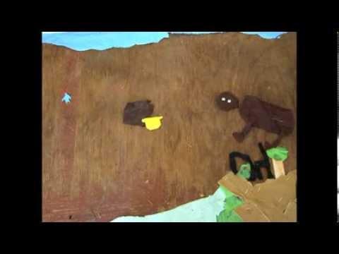 Baloe de bruine beer, buitenkunst 2012