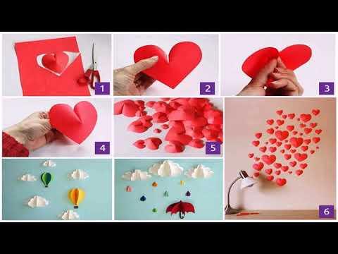 Christmas Decoration Ideas Diy With Paper Gif Maker - DaddyGif.com