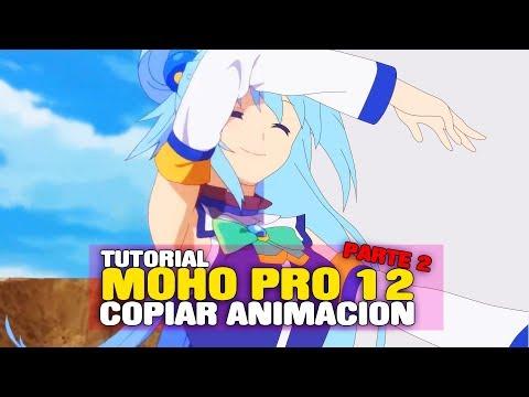 TUTORIAL COPIAR ANIMACIÓN PARTE #2 FINAL | MOHO PRO 12 thumbnail