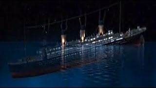 Как затонул Титаник 3