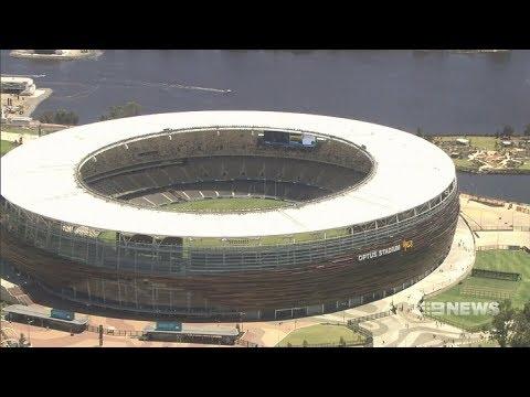 Stadium Cap | 9 News Perth