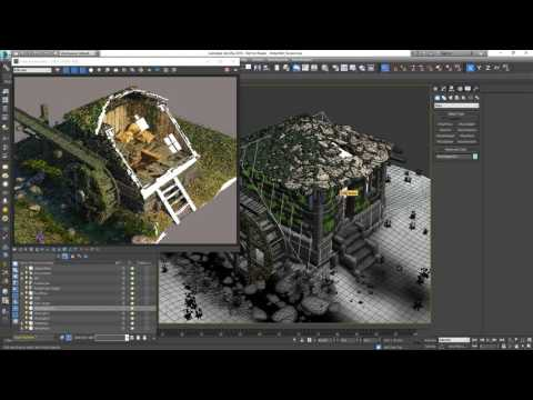 V Ray For 3ds Max Quick Tutorial Clipper Youtube