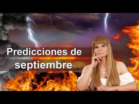 #Predicciones del Mes de #Septiembre #Mhonividente