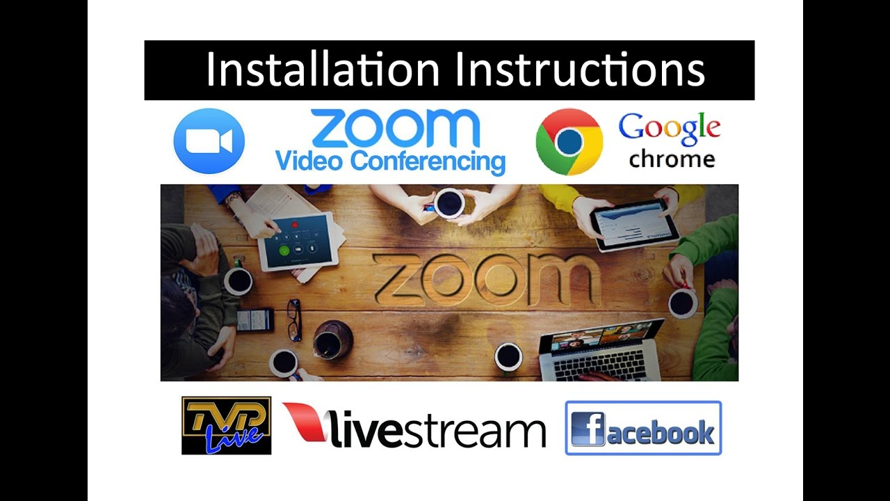 zoom app for windows 8