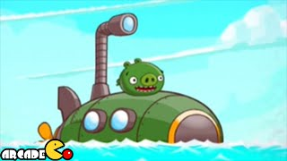 Angry Birds Fight! - Hardest Bad Piggies Boss Found Map Flower Island Gameplay Part 39