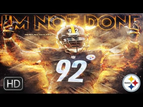 "James Harrison || Pittsburgh Steelers Highlight Mix || ""Terminator"" || **HD Quality**"