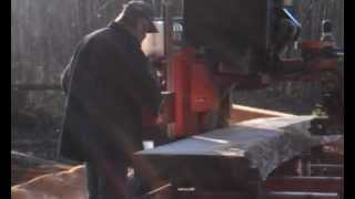 Live Edge Black Walnut Bar Top - Cutting The Slab - Part 1