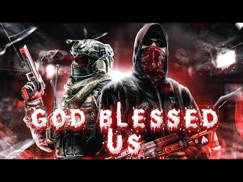 GOD BLESSED US Ft. Focus