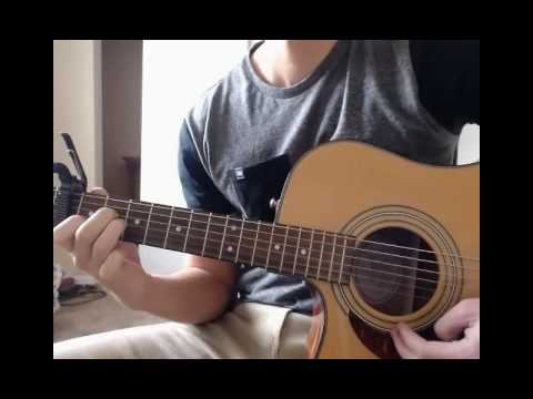 Trevor Hall - The Lime Tree Guitar Tutorial - YouTube