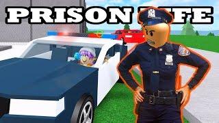 ROBLOX PRISON LIFE ROLEPLAY | RADIOJH GAMES & SALLYGREENGAMER