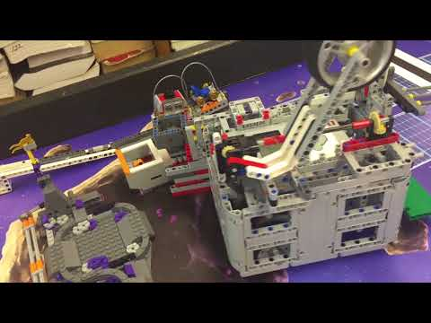 Ideas For FLL 2018 Into Orbit by BrainSTEM FTC Team - DAY 1