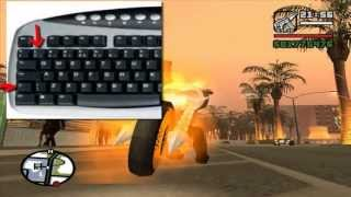 Como jogar com o mod Motoqueiro Fantasma no GTA San Andreas (PC)