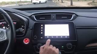 Hướng dẫn Sử Dụng Màn hình Honda CRV 1.5 Turbo Xem Video Hack YouTube Kết Nối USB Điện thoại Bản Đồ