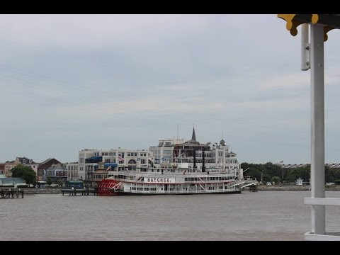 Riverboats of New Orleans