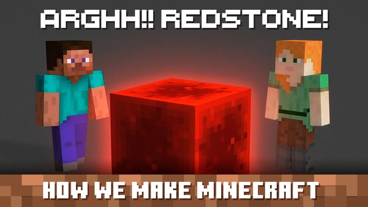 Redstone: How We Make Minecraft - Episode 7