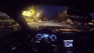 2015 Ford Mustang GT Automatic - WR TV POV Night Drive