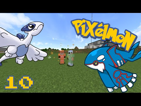 Pixelmon fr l gendaires shiny et world tour 10 youtube - Legendaire shiney ...