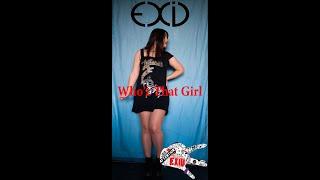 EXID (이엑스아이디) – Whoz That Girl (후즈 댓 걸) - Dance Cover by B #…