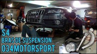 [Audi S4 B8] EP3 - Bras de suspension 034Motorsport