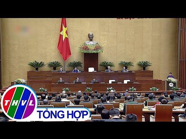 THVL | Khai mạc kỳ họp thứ 6, Quốc hội Khóa 14