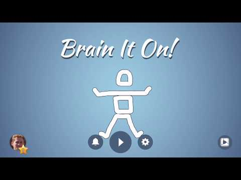 Brain It On! — Physics Puzzles