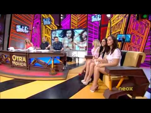 "SEREBRO @ ""Otra Movida"" TV Show (Neox)"