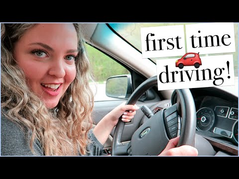 driving for the first time essay Personal narrative- driving my life was entering high school for the first time of driving a car essay - dual perspectives of driving a car.