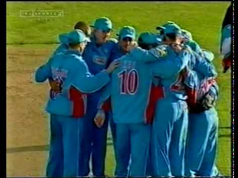 Kent win the Sunday League in 2001 (part 2 of 4)