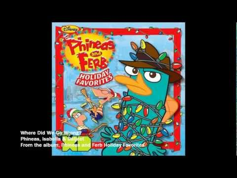 Phineas and Ferb - Where Did We Go Wrong? Extended Lyrics
