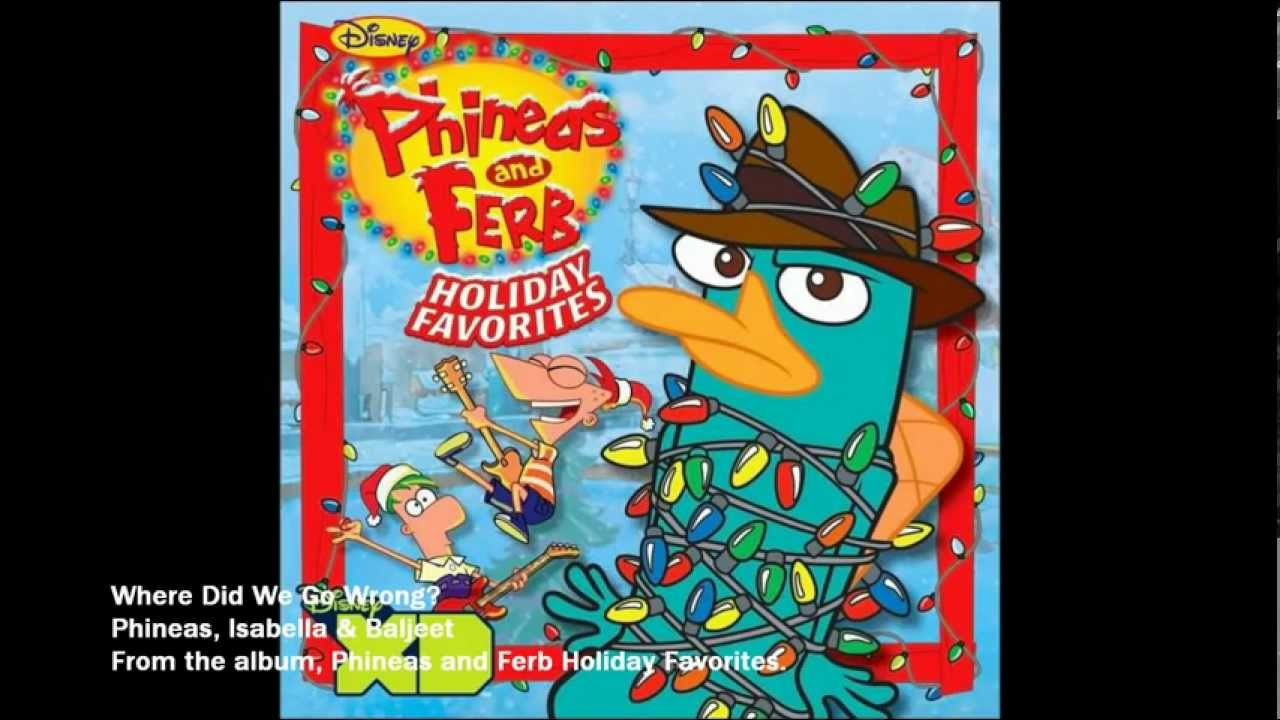 Phineas And Ferb Guitar: Where Did We Go Wrong? Extended Lyrics