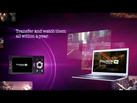Sony Ericsson W995 - Video Promo